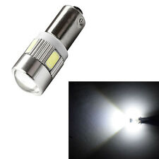 12V H6W BA9 T4W 64132 BA9s 5630 8 SMD LED Canbus Error Free Car Side Lights Bulb