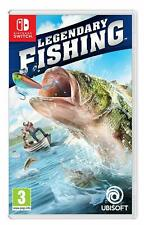 Legendary Fishing Nintendo Switch **FREE UK POSTAGE!!**