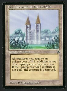 ***1x English The Tabernacle at Pendrell Vale*** MTG Legends -Kid Icarus-