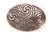 Newgrange Celtique Apprêt Broche Bronze Gothique Bijoux - Neuf