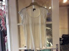 cynthia rowley Ladies Top Size Large, Brand New Without Tags.