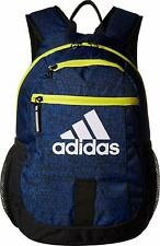 "adidas YOUNG CREATOR Large 17.5"" School Travel or Camp Backpack w/ Laptop Sleeve"