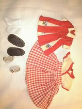 Vintage Clothes Lot 8� Ginny DollsDeluxe Reading Penny Brite, assorted no tags