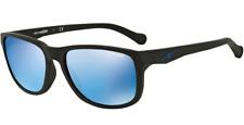 Authentic ARNETTE Straight Cut Matte Black Sunglasses AN4214 - 01/55 *NEW*