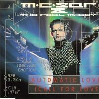 M.C. Sar & The Real McCoy Automatic lover (1994) [Maxi-CD]