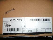 ALLEN BRADLEY 1769L35E A FIRMWARE 1.15 COMPACTLOGIX ENET CONTROL