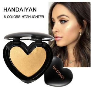 Face Powder Highlighter Contour MakeUp Bronzer Highlighter Cosmetics Shimmer