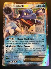 Pokemon Card Blastoise 17/83 Ultra Rare Ex XY Generations French New