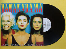 "Bananarama - Love Truth & Honesty, London NANX-17 Ex- Condition 12"" Single"