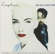 EURYTHMICS - WE TOO ARE ONE  CD POP-ROCK INTERNAZIONALE