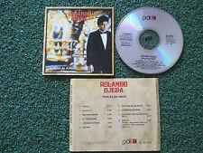 Latin Soul ROLANDO OJEDA **Perlas de amor** ORIGINAL 1989 Spain CD