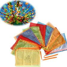 228 Inch Tibetan Buddhist Prayer Flags - Great Wizard Buddhist - Padmasambhava