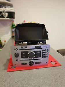 Vauxhall Zafira Cd70 Navi 383555646 sat nav with screen CID KS 13111166