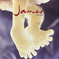 James Seven (1992) [CD]
