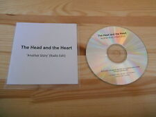 CD Indie the Head and the heart-Another Story (1) canzone PROMO COBALTO LABEL