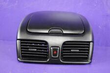 00-06 Nissan Sentra Center Dash Bezel Trim Vents Cubby Compartment Black OEM