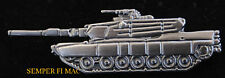 US MARINES M1A1 ABRAMS MAIN BATTLE TANK XL HAT PIN TANKER MOS 1812 USMC GIFT WOW