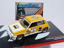 RENAULT 5 TURBO #3 ORTIZ RALLYE RACE 1983 1/43