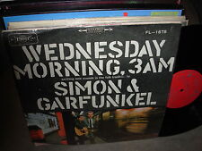SIMON & GARFUNKEL wednesday morning 3am ( folk ) - taiwan / asian -