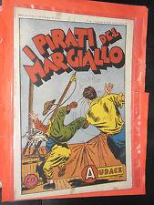 ALBO AUDACE-FURIO ALMIRANTE gigante 1946-N° 44  -giornale + DISPON- ALTRI-NO TEX