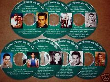 TYRONE POWER on the air - Vintage Radio Shows OTR-CDs