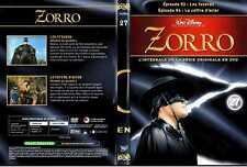 DVD Zorro 27 | Disney | Serie TV | Lemaus