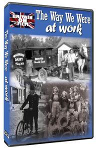 'The Way We Were at Work' DVD