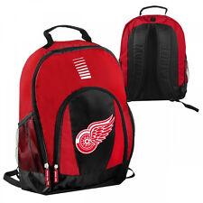 NHL Eishockey DETROIT RED WINGS Sporttasche Tasche Rucksack Backpack Primetime
