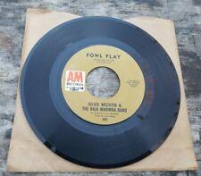 45 RPM Record Julius Wechter & The Baja Marimba Band / Sound Of Silence,fowl...