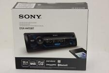 Sony - In-Dash Digital Media Receiver - Built-in Bluetooth - Satellite Radio-rea