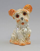 8340189 Porcelain Figurine Air Cleaner Dog Lustrated