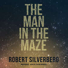 The Man in the Maze by Robert Silverberg 2017 Unabridged CD 9781470852818