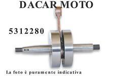 5312280 ALBERO MOTORE MALOSSI FANTIC CABALLERO 50 2T LC (MINARELLI AM 6)
