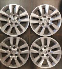 "2013-2018 Nissan Sentra # 53091 16"" Hubcaps / Wheel Covers OEM 40315-3NF0B SET/4"