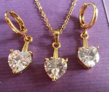 Diamond Gemstone Costume Jewellery Sets