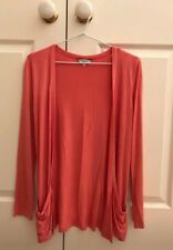 New Look Size 10 Salmon Cardigan in Excellent Condition Hardly Worn