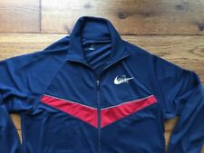 NIKE Pre Lives Marshfield High School  Track Running Jacket XL Rare 2006