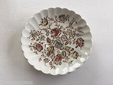 Johnson Bros China Staffordshire Bouquet Brown Multicolor - TEA CUP SAUCER