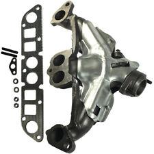 For Cherokee Dakota 2.5L Truck Wrangler Exhaust Manifold w/Gasket Cast Iron Kit