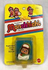 """Monchhichi The Original Mini - """"Flyer"""" 5068 1981 Mattel. In Original Box!"""