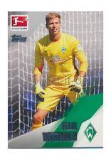 Topps Bundesliga Chrome 15/16 23 Felix Wiedwald