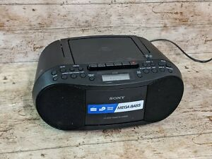 Sony Cfd-s70 CD Mp3 Radio Fm/am Cassette-Corder Player Portable Stereo CFDS70