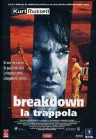 490143 791972 Dvd Breakdown - La Trappola