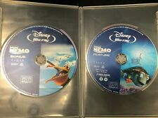 Like New Finding Nemo Blu-Ray & Bonus 2-Discs