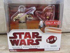Star Wars  Legacy Collection - Mace Windu & Droid Commander  NIB (716DJ42) 91760