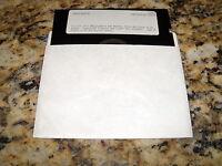 "Dream Warrior (IBM PC/XT, AT Series) 5.25"" floppy disk"