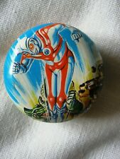 Vintage Ultraman Tin Litho YoYo