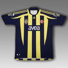 Fenerbahce 2007/2008 Home Football Soccer Shirt Jersey Adidas Camiseta Turkey