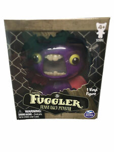 "Fuggler 3"" Vinyl Figure - Series 3 - #4 Funny Ugly Monster Brand New 1B"