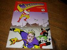 Mystery Men Comics #2, Dark Horse comic, Bob Burden, 1999,vf